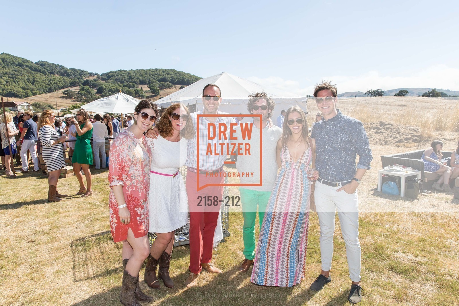 Jamie Mauldin, Laura Sullivan, Justin Fichelson, Katie Secrest, Russ Warren, Stick & Ball Oyster Cup Polo Tournament, Cerro Pampa Polo Club, July 25th, 2015,Drew Altizer, Drew Altizer Photography, full-service agency, private events, San Francisco photographer, photographer california