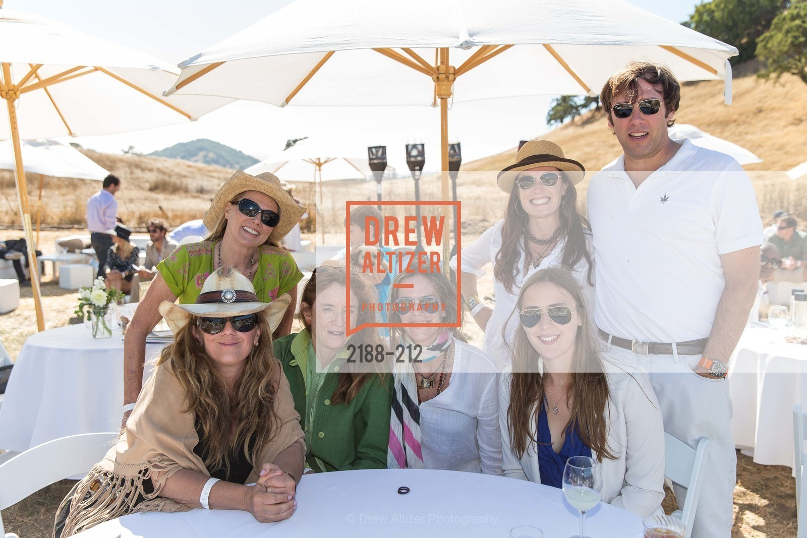 Kit Tobin, Leslier Thieriot, Layla Anderson, Gibson Thomas, Gardner Robinson, Stick & Ball Oyster Cup Polo Tournament, Cerro Pampa Polo Club, July 25th, 2015,Drew Altizer, Drew Altizer Photography, full-service agency, private events, San Francisco photographer, photographer california