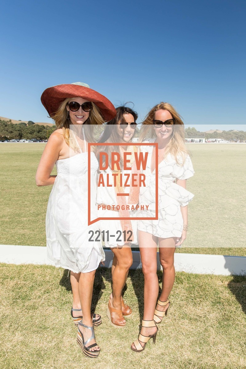 Diane Anderson, Karen Hout, Nicole Bulick, Stick & Ball Oyster Cup Polo Tournament, Cerro Pampa Polo Club, July 25th, 2015,Drew Altizer, Drew Altizer Photography, full-service event agency, private events, San Francisco photographer, photographer California
