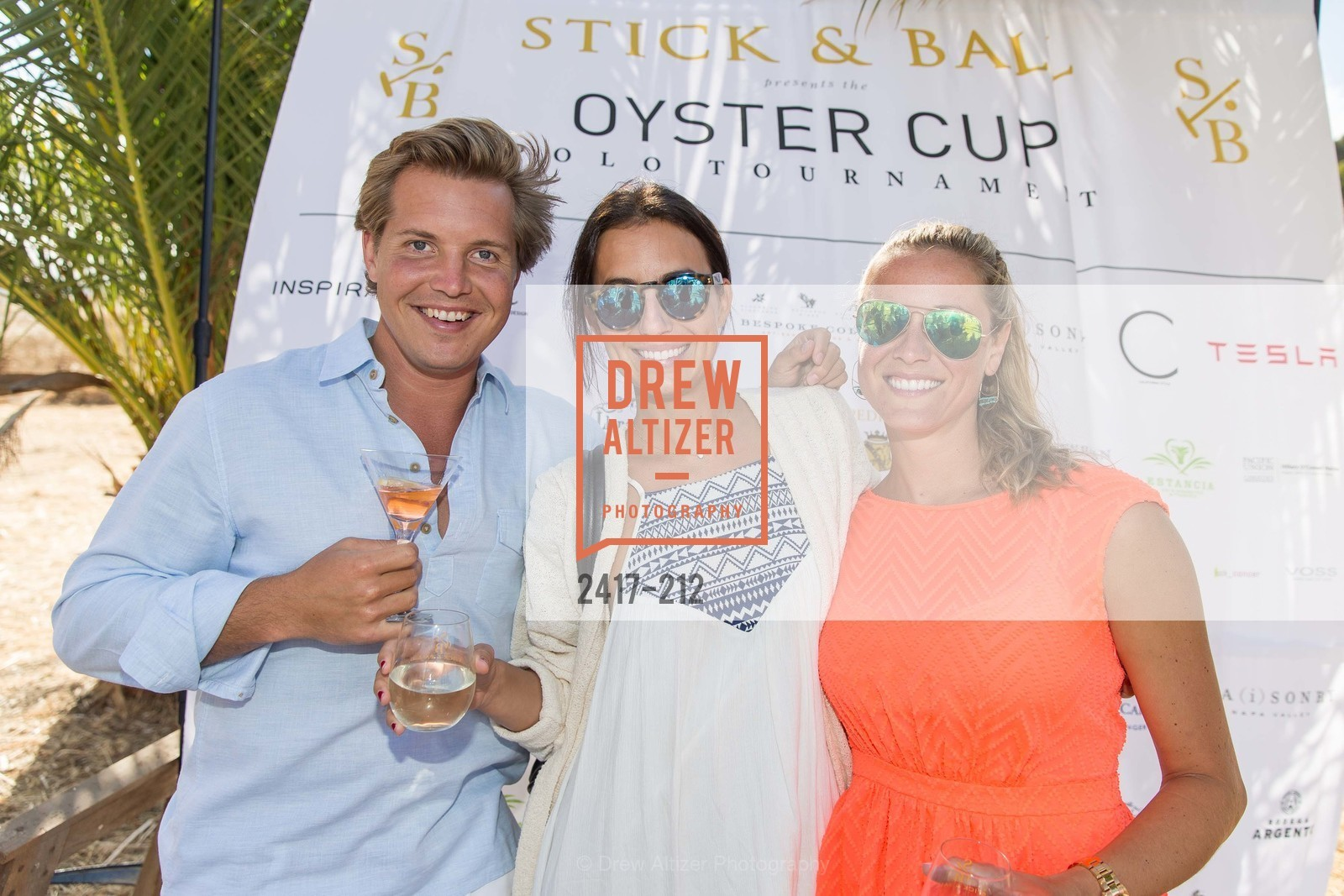 David McDonough, Reny Prusker, Katie Wolf, Stick & Ball Oyster Cup Polo Tournament, Cerro Pampa Polo Club, July 25th, 2015,Drew Altizer, Drew Altizer Photography, full-service agency, private events, San Francisco photographer, photographer california