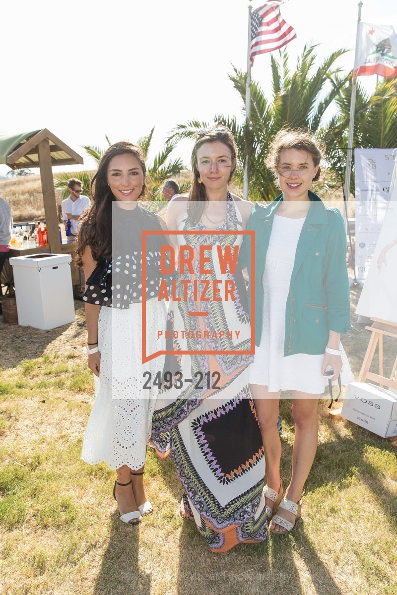 Elika Mahdavi, Veronika Kapustina, Tayler Cox, Stick & Ball Oyster Cup Polo Tournament, Cerro Pampa Polo Club, July 25th, 2015,Drew Altizer, Drew Altizer Photography, full-service agency, private events, San Francisco photographer, photographer california