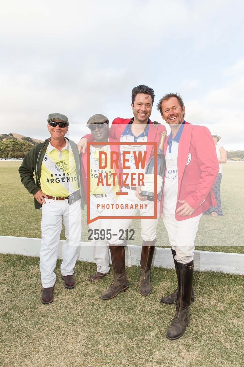Rob Darakhshan, Akin Sotomi, Noah Lewis, Karl Hasz, Stick & Ball Oyster Cup Polo Tournament, Cerro Pampa Polo Club, July 25th, 2015,Drew Altizer, Drew Altizer Photography, full-service agency, private events, San Francisco photographer, photographer california