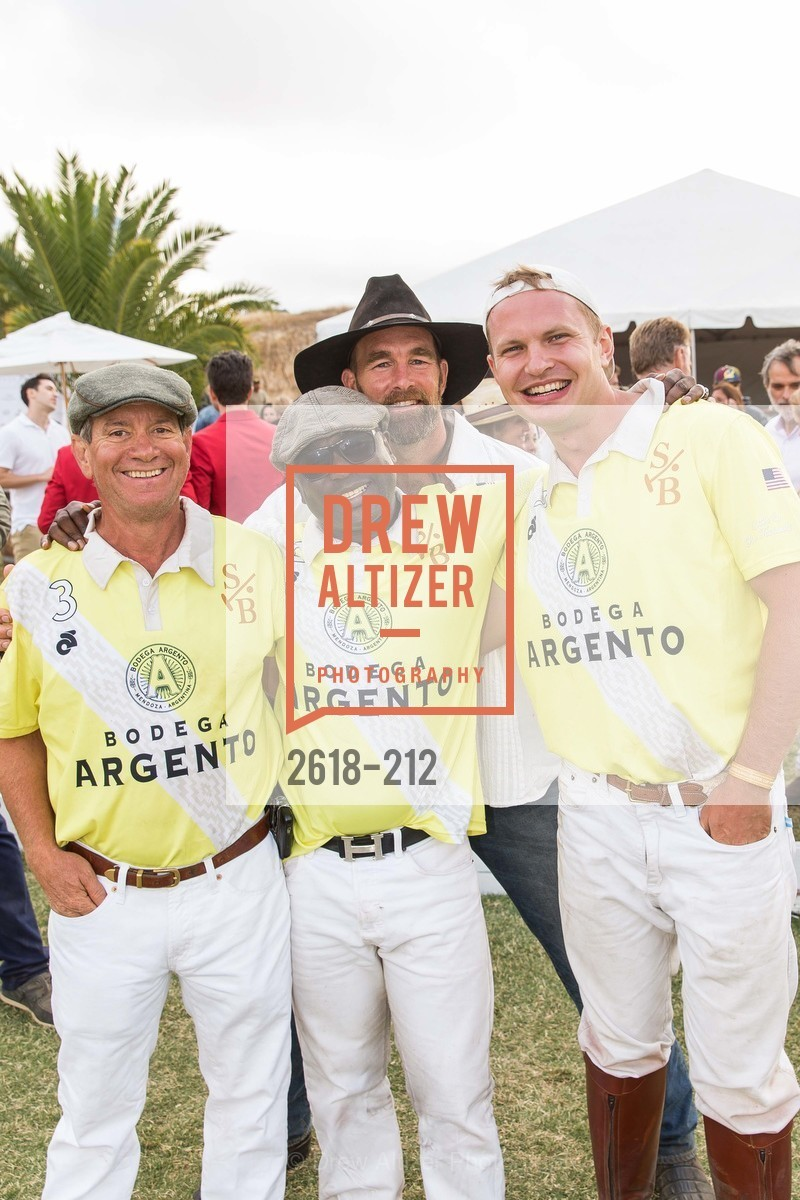 Rob Darakhshan, Akin Sotomi, Hearst Welborn, Ross Caton, Stick & Ball Oyster Cup Polo Tournament, Cerro Pampa Polo Club, July 25th, 2015,Drew Altizer, Drew Altizer Photography, full-service agency, private events, San Francisco photographer, photographer california