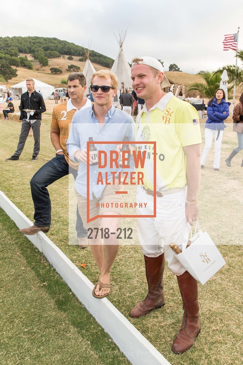 Kevin McNamara, Ross Caton, Stick & Ball Oyster Cup Polo Tournament, Cerro Pampa Polo Club, July 25th, 2015,Drew Altizer, Drew Altizer Photography, full-service agency, private events, San Francisco photographer, photographer california
