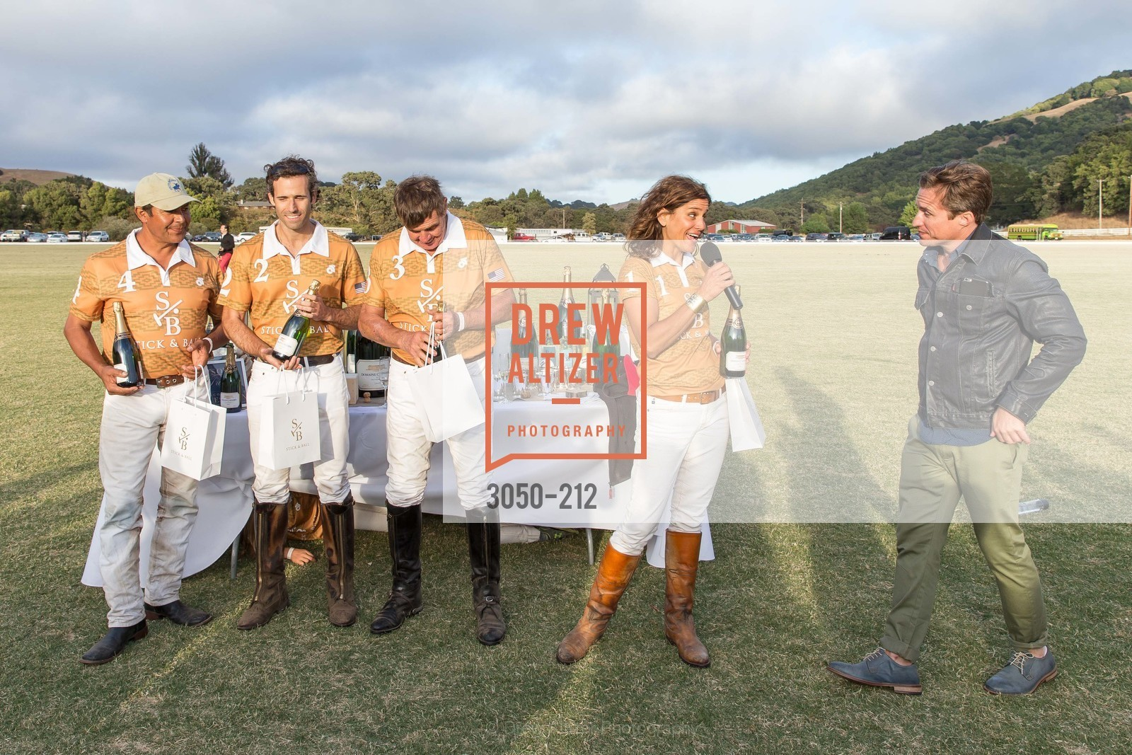Santos Arriola, Pat Nesbitt, Elizabeth Welborn, Benjamin Rotnicki, Stick & Ball Oyster Cup Polo Tournament, Cerro Pampa Polo Club, July 25th, 2015,Drew Altizer, Drew Altizer Photography, full-service agency, private events, San Francisco photographer, photographer california