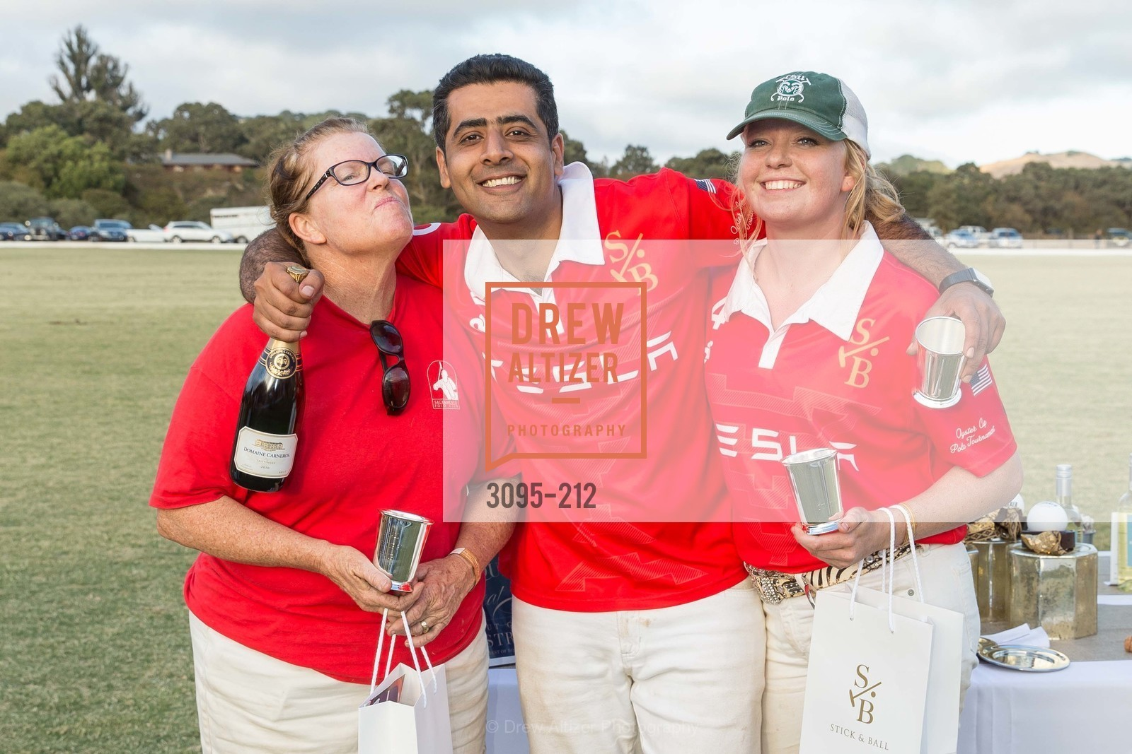 Bonnie Magill, Hassan Khan, Raeann Magill, Photo #3095-212