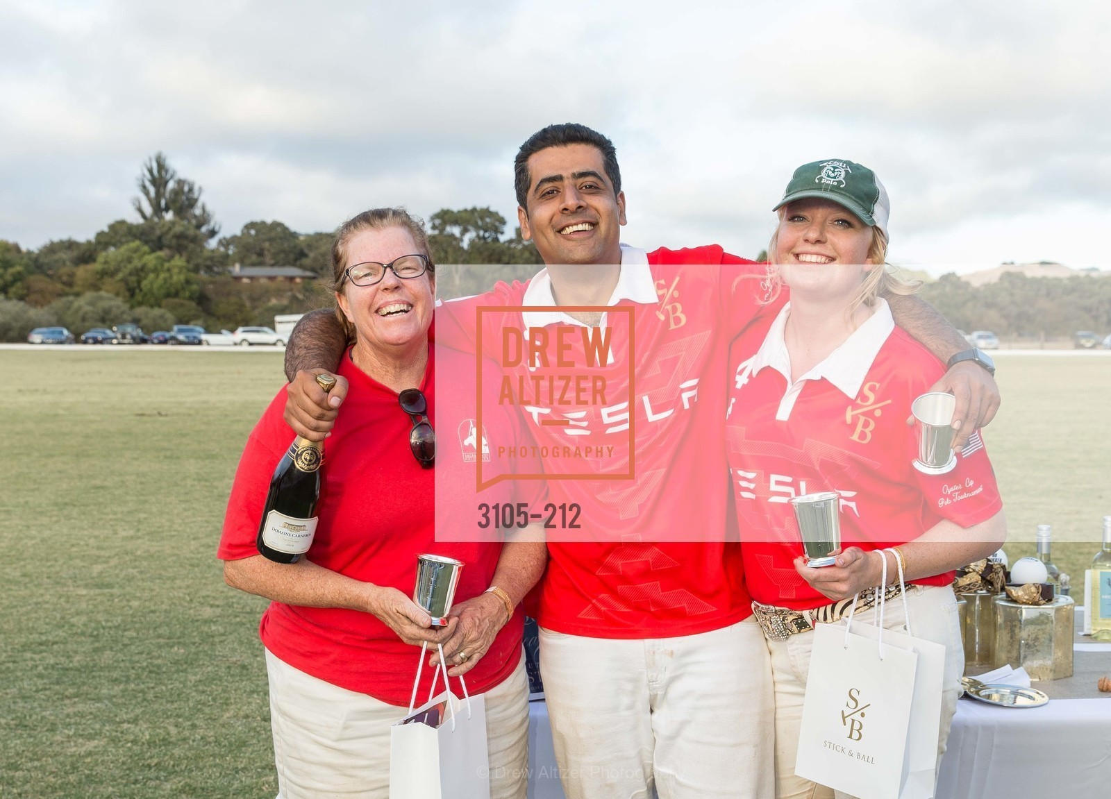 Bonnie Magill, Hassan Khan, Raeann Magill, Stick & Ball Oyster Cup Polo Tournament, Cerro Pampa Polo Club, July 25th, 2015,Drew Altizer, Drew Altizer Photography, full-service event agency, private events, San Francisco photographer, photographer California