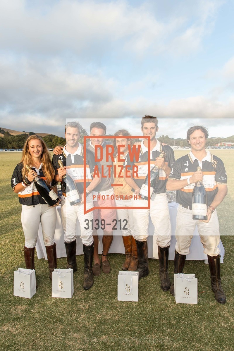 Fiona Bach, Jonathan Haswell, Michael Polenske, Elizabeth Welborn, Ignacio Deltour, John Bickford, Stick & Ball Oyster Cup Polo Tournament, Cerro Pampa Polo Club, July 25th, 2015,Drew Altizer, Drew Altizer Photography, full-service agency, private events, San Francisco photographer, photographer california