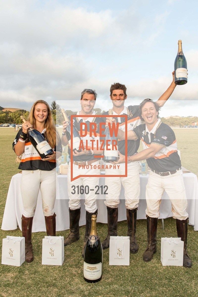 Fiona Bach, Jonathan Haswell, Ignacio Deltour, John Bickford, Stick & Ball Oyster Cup Polo Tournament, Cerro Pampa Polo Club, July 25th, 2015,Drew Altizer, Drew Altizer Photography, full-service agency, private events, San Francisco photographer, photographer california