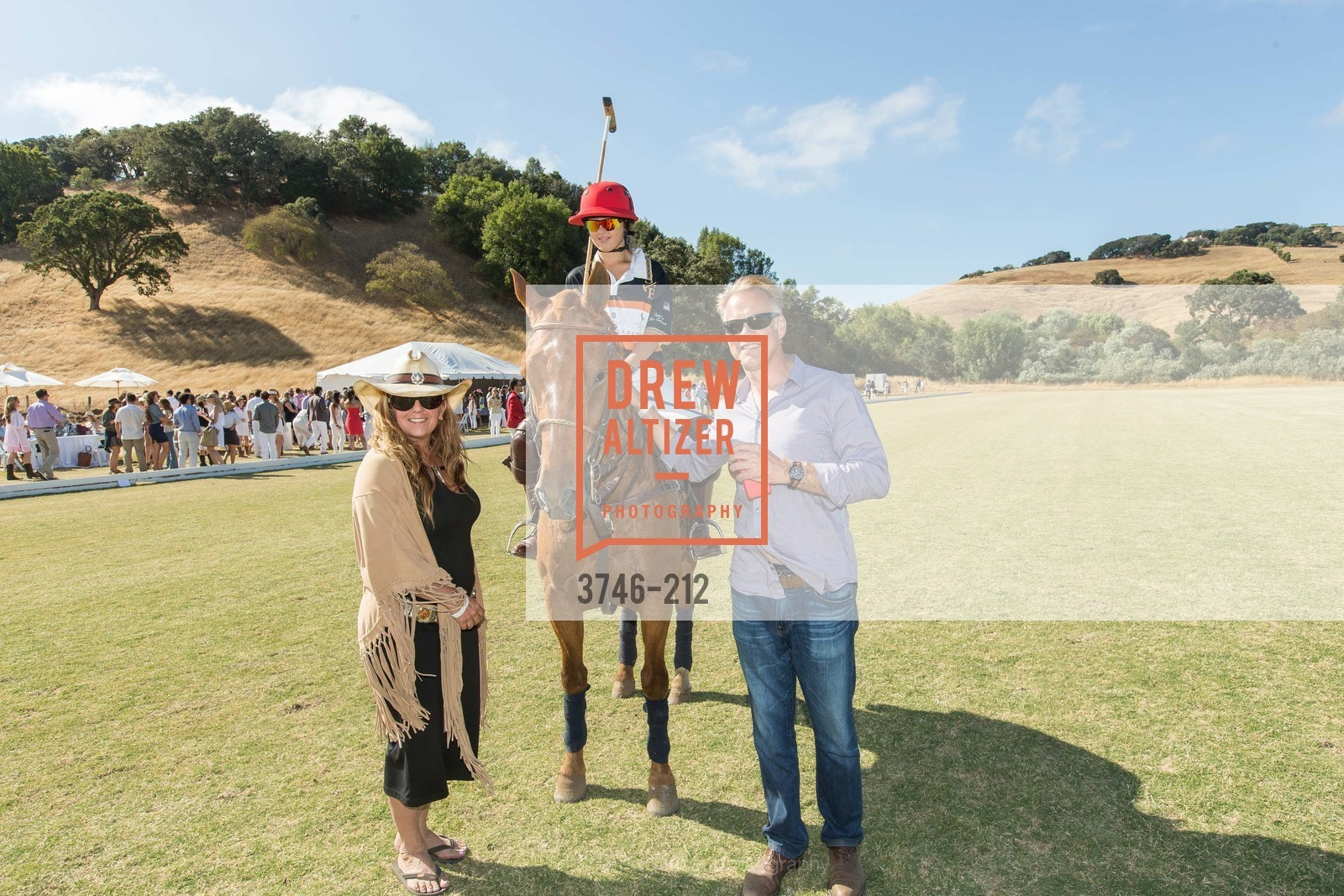 Sharmin Bock, Sierra Bock, Brian Bock, Stick & Ball Oyster Cup Polo Tournament, Cerro Pampa Polo Club, July 25th, 2015,Drew Altizer, Drew Altizer Photography, full-service agency, private events, San Francisco photographer, photographer california