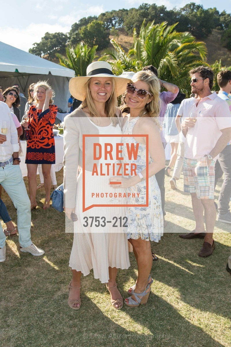 Jessie Black, Abbey Cook, Stick & Ball Oyster Cup Polo Tournament, Cerro Pampa Polo Club, July 25th, 2015