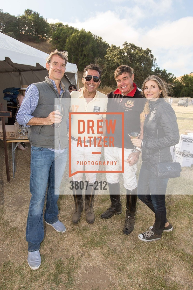 JP Thieriot, Al Keshzazrian, Pat Nesbitt, Ursula Nesbitt, Stick & Ball Oyster Cup Polo Tournament, Cerro Pampa Polo Club, July 25th, 2015,Drew Altizer, Drew Altizer Photography, full-service event agency, private events, San Francisco photographer, photographer California