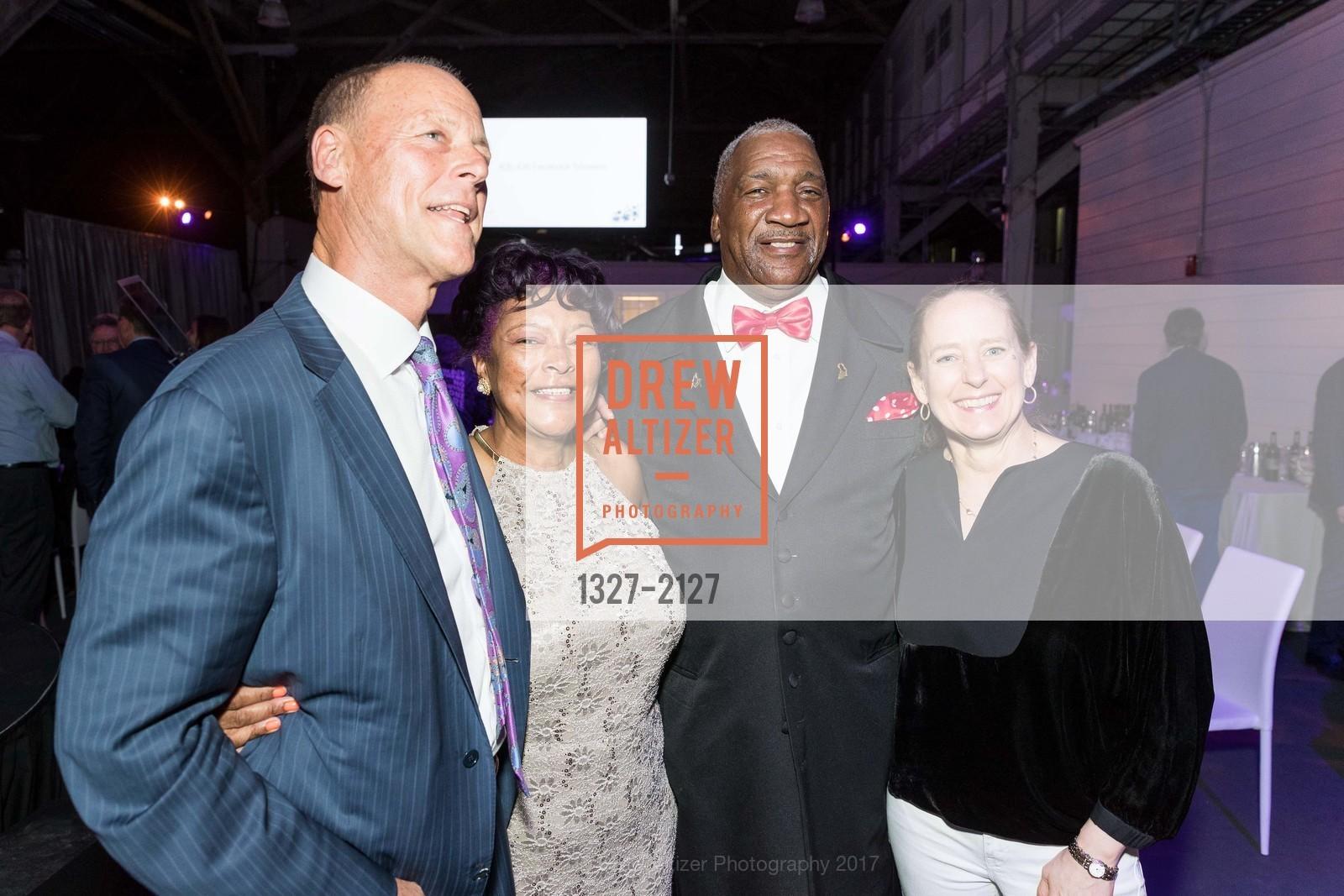 Walter Robb, Mary Hugley, David Barker, Photo #1327-2127