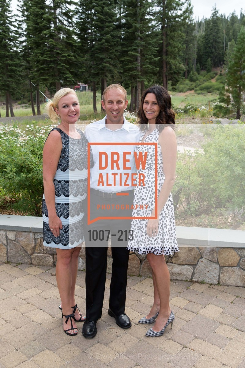 Kristen DeMay, Chris DeMay, Darcie Collins, League to Save Lake Tahoe Sponsor Cocktail Party, Ritz-Carlton, Lake Tahoe, July 31st, 2015,Drew Altizer, Drew Altizer Photography, full-service agency, private events, San Francisco photographer, photographer california