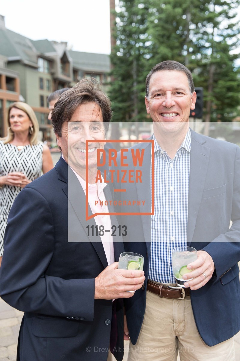 Bob Damaschino, Glenn Bunting, League to Save Lake Tahoe Sponsor Cocktail Party, Ritz-Carlton, Lake Tahoe, July 31st, 2015,Drew Altizer, Drew Altizer Photography, full-service agency, private events, San Francisco photographer, photographer california