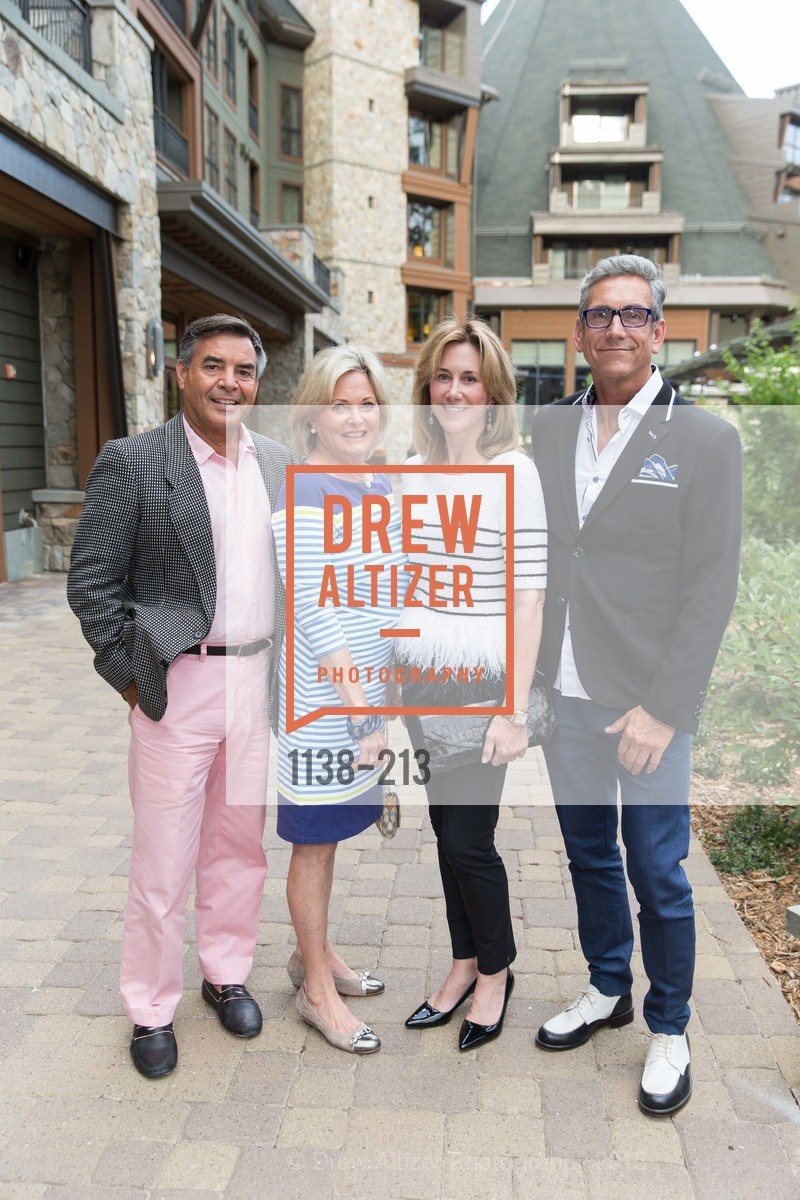 Mark Sutter, Joan Stern, Laura Lauman, Todd Lovett, League to Save Lake Tahoe Sponsor Cocktail Party, Ritz-Carlton, Lake Tahoe, July 31st, 2015,Drew Altizer, Drew Altizer Photography, full-service agency, private events, San Francisco photographer, photographer california
