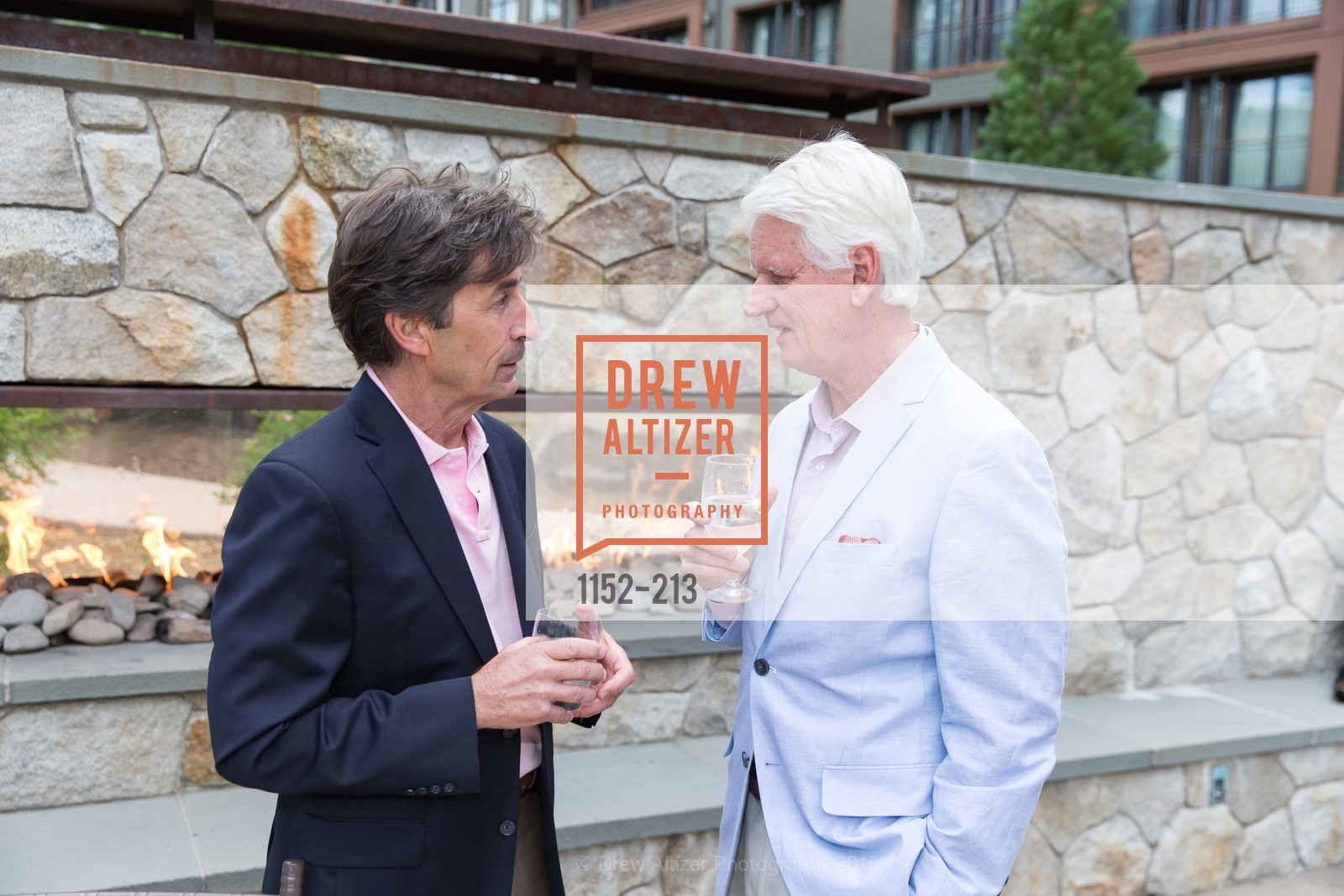 Bob Damaschino, Klaus Murer, League to Save Lake Tahoe Sponsor Cocktail Party, Ritz-Carlton, Lake Tahoe, July 31st, 2015,Drew Altizer, Drew Altizer Photography, full-service agency, private events, San Francisco photographer, photographer california