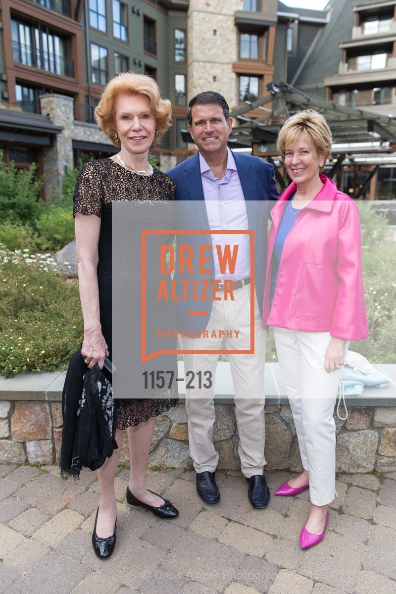 Patricia Jeffries, Edward Poole, Lynn Poole, League to Save Lake Tahoe Sponsor Cocktail Party, Ritz-Carlton, Lake Tahoe, July 31st, 2015,Drew Altizer, Drew Altizer Photography, full-service event agency, private events, San Francisco photographer, photographer California