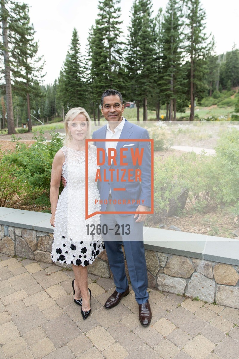 Barbara Brown, Daniel Diaz, League to Save Lake Tahoe Sponsor Cocktail Party, Ritz-Carlton, Lake Tahoe, July 31st, 2015,Drew Altizer, Drew Altizer Photography, full-service agency, private events, San Francisco photographer, photographer california