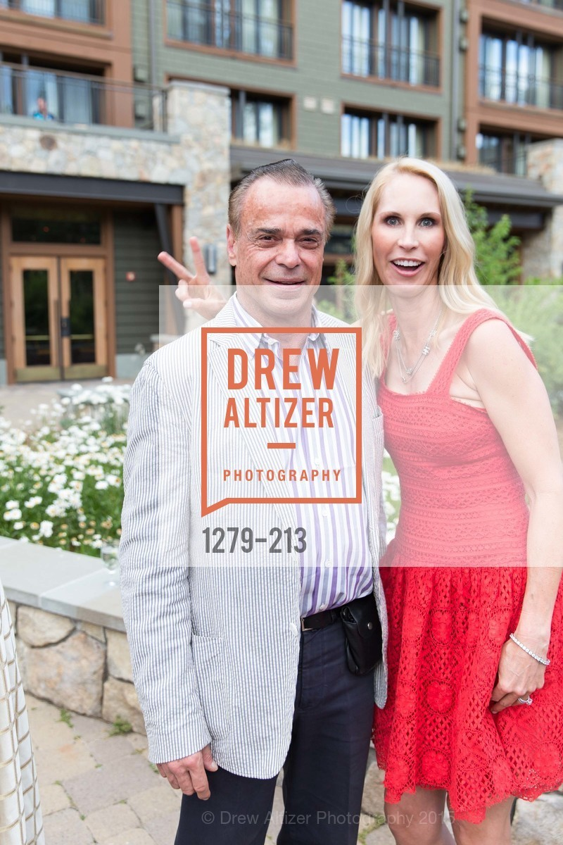 Boaz Mazor, Krista Giovara, League to Save Lake Tahoe Sponsor Cocktail Party, Ritz-Carlton, Lake Tahoe, July 31st, 2015,Drew Altizer, Drew Altizer Photography, full-service agency, private events, San Francisco photographer, photographer california