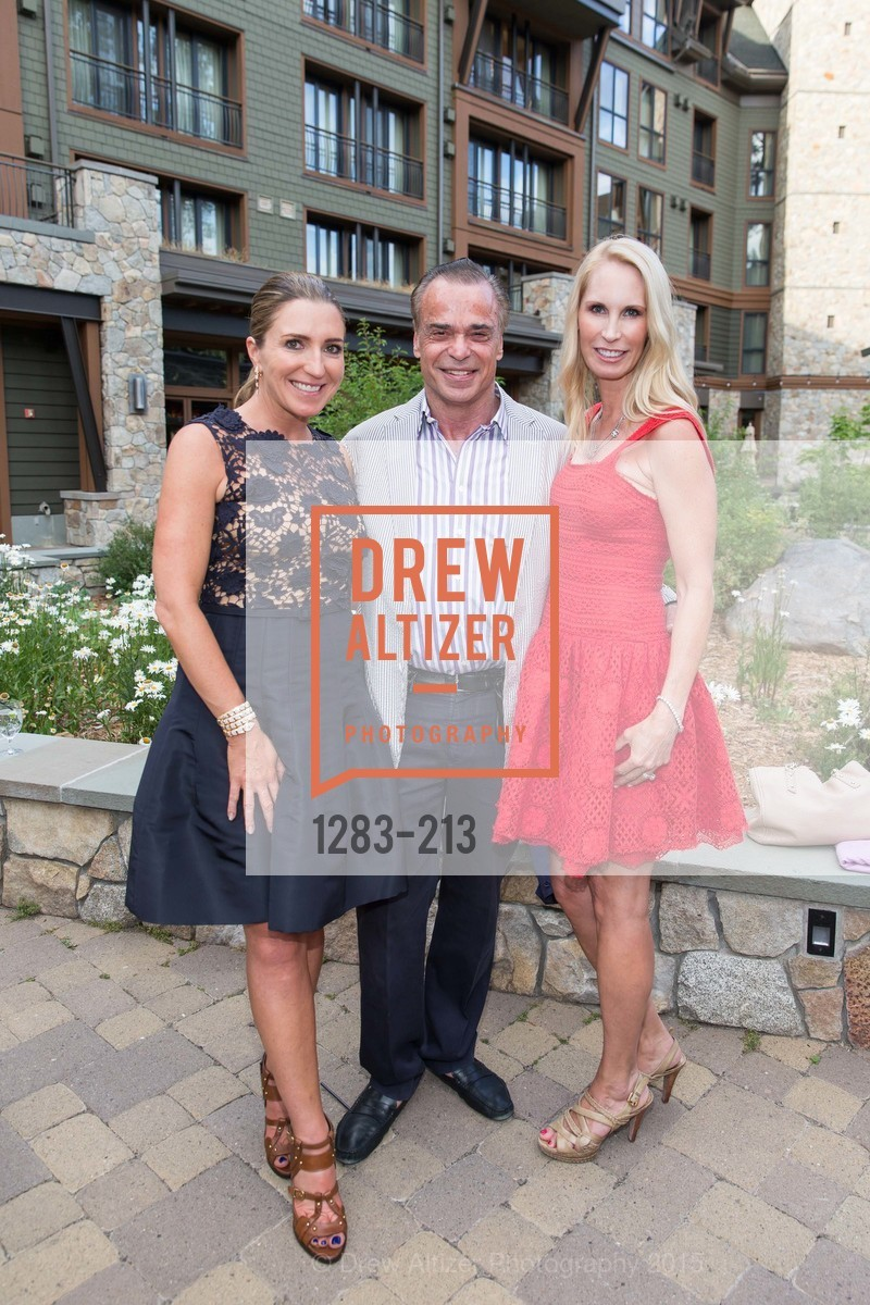 Jessica Hickingbotham, Boaz Mazor, Krista Giovara, League to Save Lake Tahoe Sponsor Cocktail Party, Ritz-Carlton, Lake Tahoe, July 31st, 2015,Drew Altizer, Drew Altizer Photography, full-service agency, private events, San Francisco photographer, photographer california
