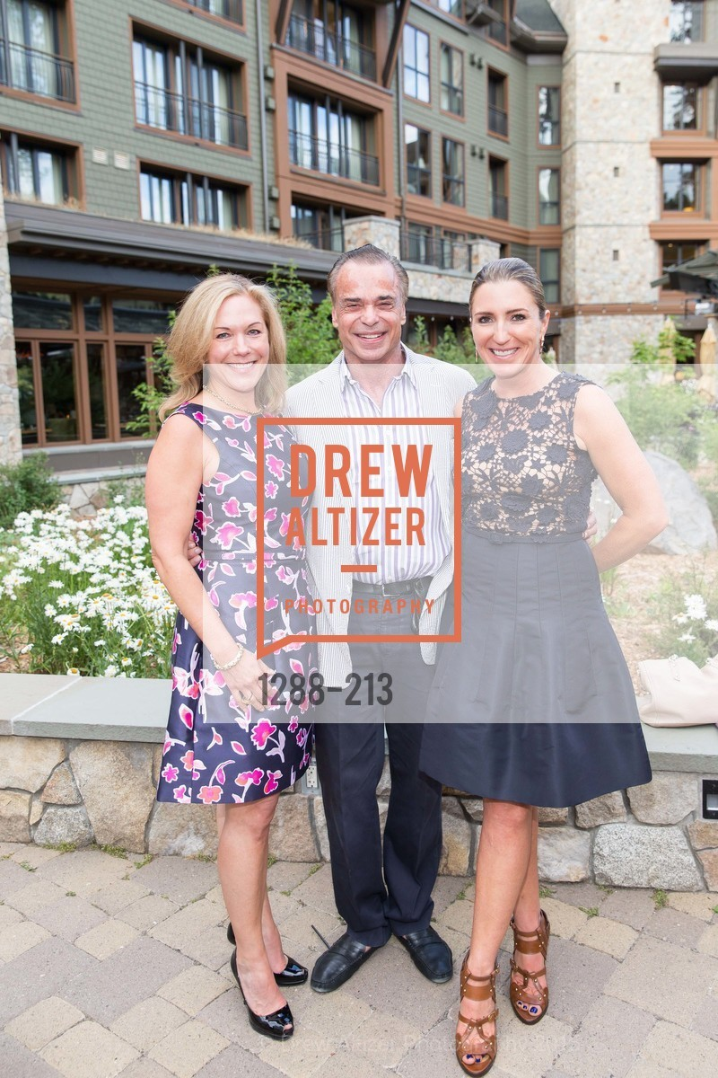 Darayn Hickingbotham, Boaz Mazor, Jessica Hickingbotham, League to Save Lake Tahoe Sponsor Cocktail Party, Ritz-Carlton, Lake Tahoe, July 31st, 2015,Drew Altizer, Drew Altizer Photography, full-service event agency, private events, San Francisco photographer, photographer California