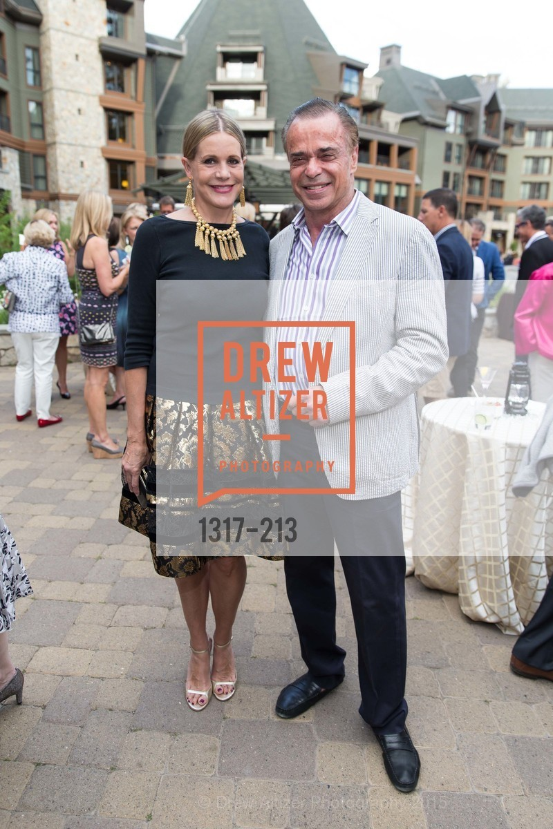 Mary Beth Shimmon, Boaz Mazor, League to Save Lake Tahoe Sponsor Cocktail Party, Ritz-Carlton, Lake Tahoe, July 31st, 2015,Drew Altizer, Drew Altizer Photography, full-service agency, private events, San Francisco photographer, photographer california