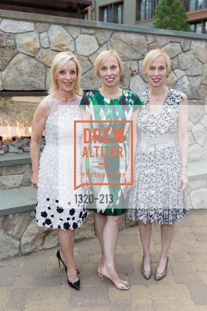 Barbara Brown, Jamie Dillon, Christy Dillon, League to Save Lake Tahoe Sponsor Cocktail Party, Ritz-Carlton, Lake Tahoe, July 31st, 2015,Drew Altizer, Drew Altizer Photography, full-service agency, private events, San Francisco photographer, photographer california