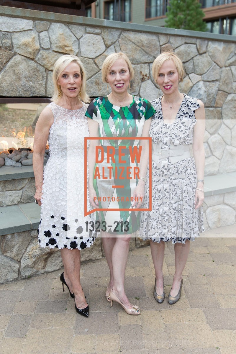 Barbara Brown, Jamie Dillon, Christy Dillon, League to Save Lake Tahoe Sponsor Cocktail Party, Ritz-Carlton, Lake Tahoe, July 31st, 2015,Drew Altizer, Drew Altizer Photography, full-service event agency, private events, San Francisco photographer, photographer California