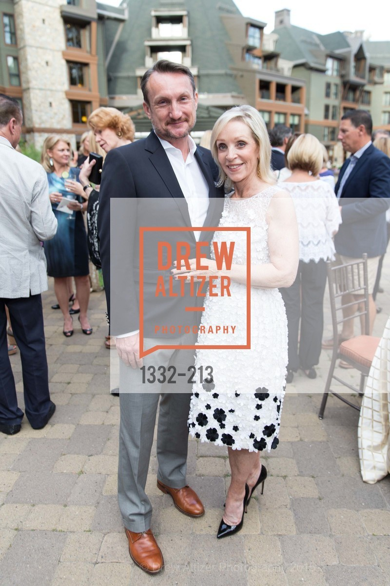 Giles Marsden, Barbara Brown, League to Save Lake Tahoe Sponsor Cocktail Party, Ritz-Carlton, Lake Tahoe, July 31st, 2015,Drew Altizer, Drew Altizer Photography, full-service agency, private events, San Francisco photographer, photographer california