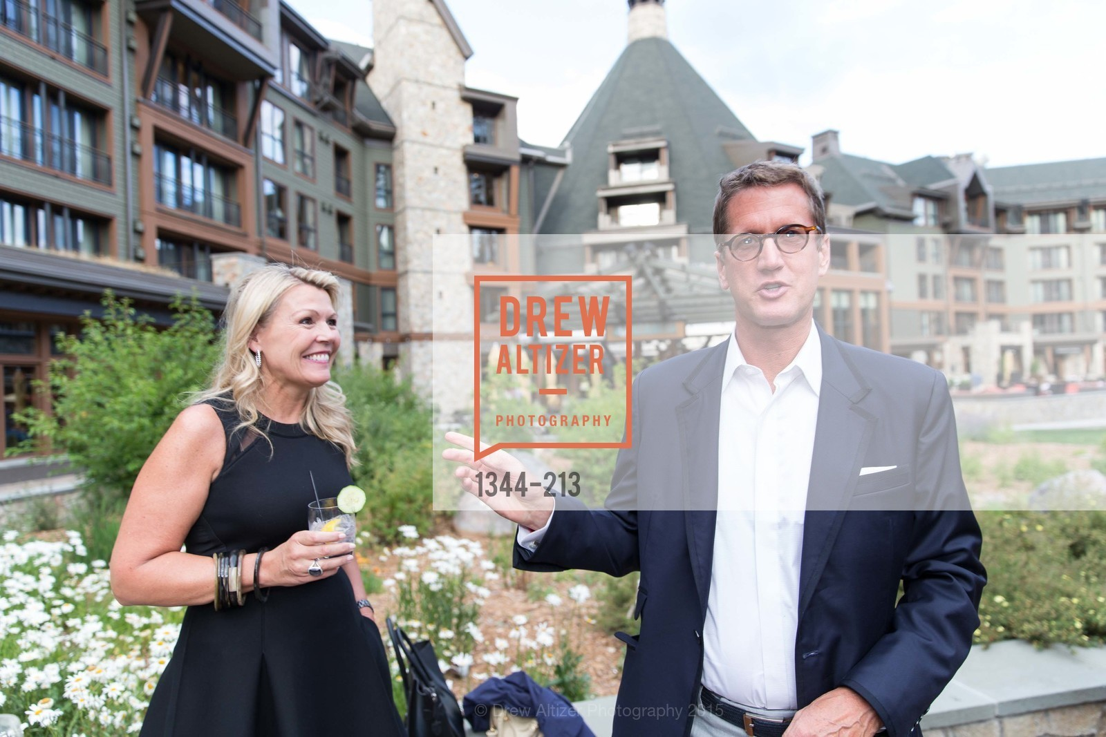 Catherine Macfee, Douglas Macfee, League to Save Lake Tahoe Sponsor Cocktail Party, Ritz-Carlton, Lake Tahoe, July 31st, 2015,Drew Altizer, Drew Altizer Photography, full-service agency, private events, San Francisco photographer, photographer california