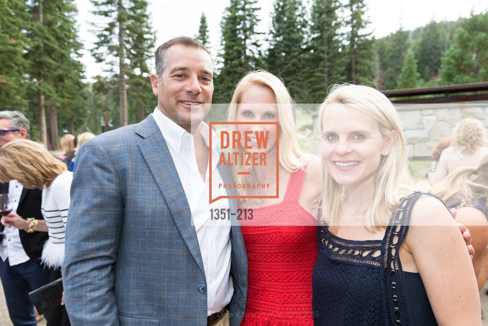 Aaron Giovara, Krista Giovara, Jane Mudge, League to Save Lake Tahoe Sponsor Cocktail Party, Ritz-Carlton, Lake Tahoe, July 31st, 2015,Drew Altizer, Drew Altizer Photography, full-service agency, private events, San Francisco photographer, photographer california