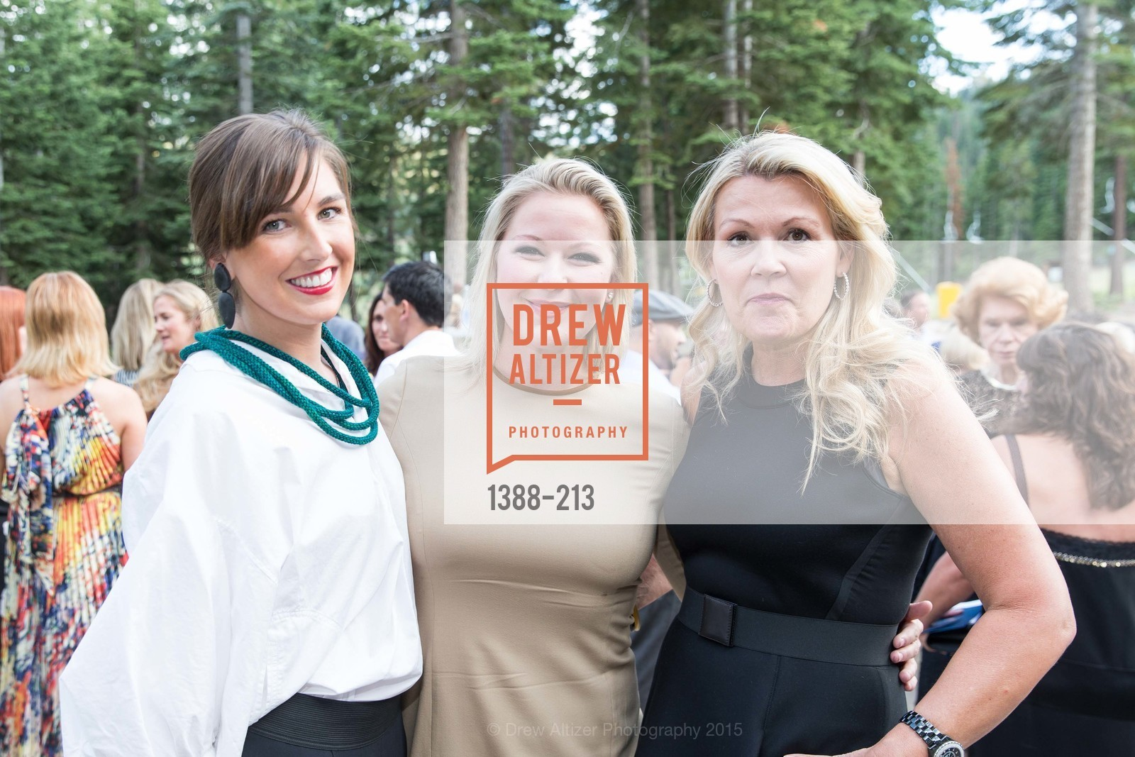 Justine Macfee, Liz Curtis, Catherine Macfee, League to Save Lake Tahoe Sponsor Cocktail Party, Ritz-Carlton, Lake Tahoe, July 31st, 2015,Drew Altizer, Drew Altizer Photography, full-service agency, private events, San Francisco photographer, photographer california