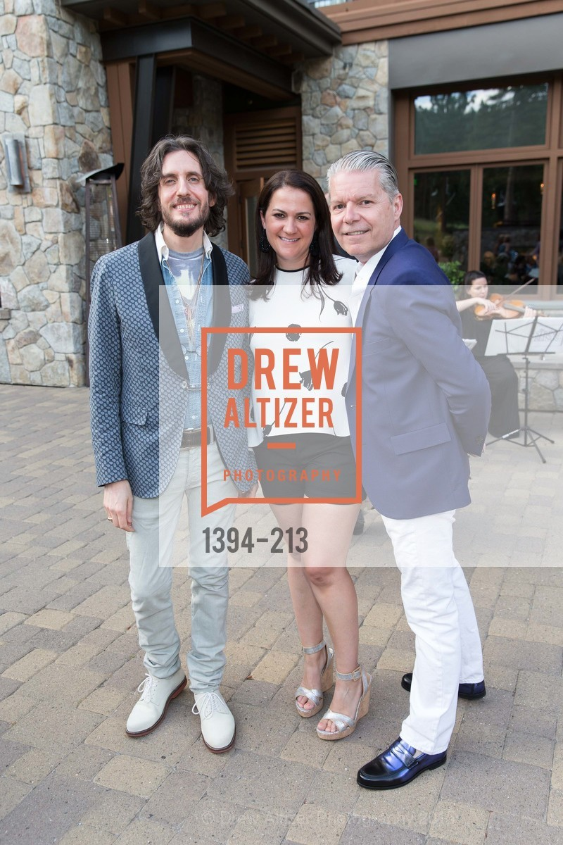 Jacques Pantazes, Michelle Gabel, Phillip Broess, League to Save Lake Tahoe Sponsor Cocktail Party, Ritz-Carlton, Lake Tahoe, July 31st, 2015,Drew Altizer, Drew Altizer Photography, full-service agency, private events, San Francisco photographer, photographer california