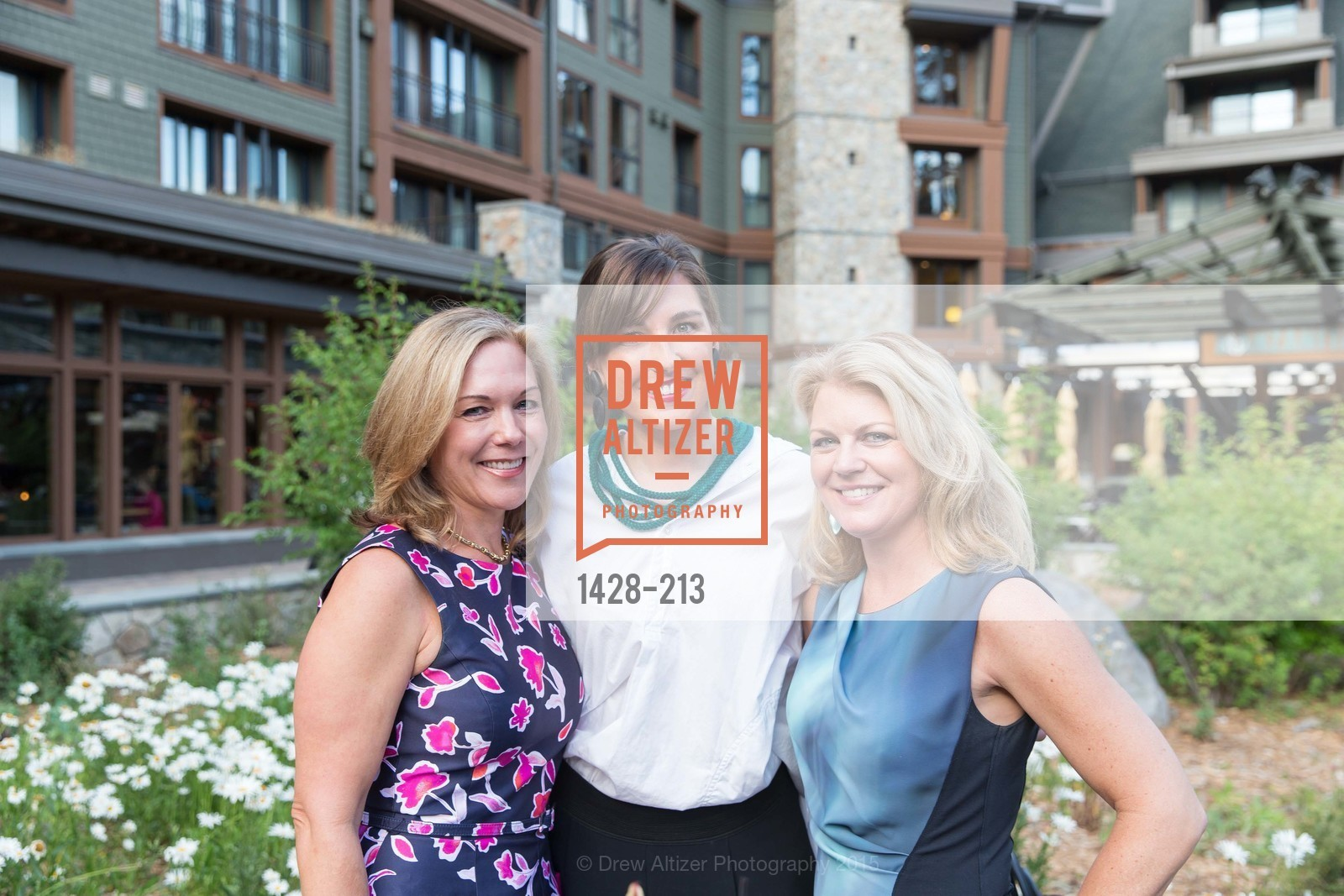 Darayn Hickingbotham, Justine Macfee, Tammy Pioch, League to Save Lake Tahoe Sponsor Cocktail Party, Ritz-Carlton, Lake Tahoe, July 31st, 2015,Drew Altizer, Drew Altizer Photography, full-service agency, private events, San Francisco photographer, photographer california