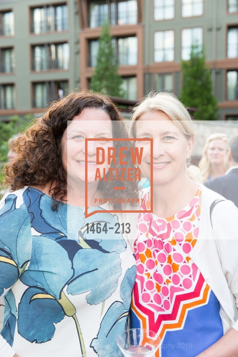 Jennifer McGhie, Kathy Zirker, League to Save Lake Tahoe Sponsor Cocktail Party, Ritz-Carlton, Lake Tahoe, July 31st, 2015,Drew Altizer, Drew Altizer Photography, full-service agency, private events, San Francisco photographer, photographer california