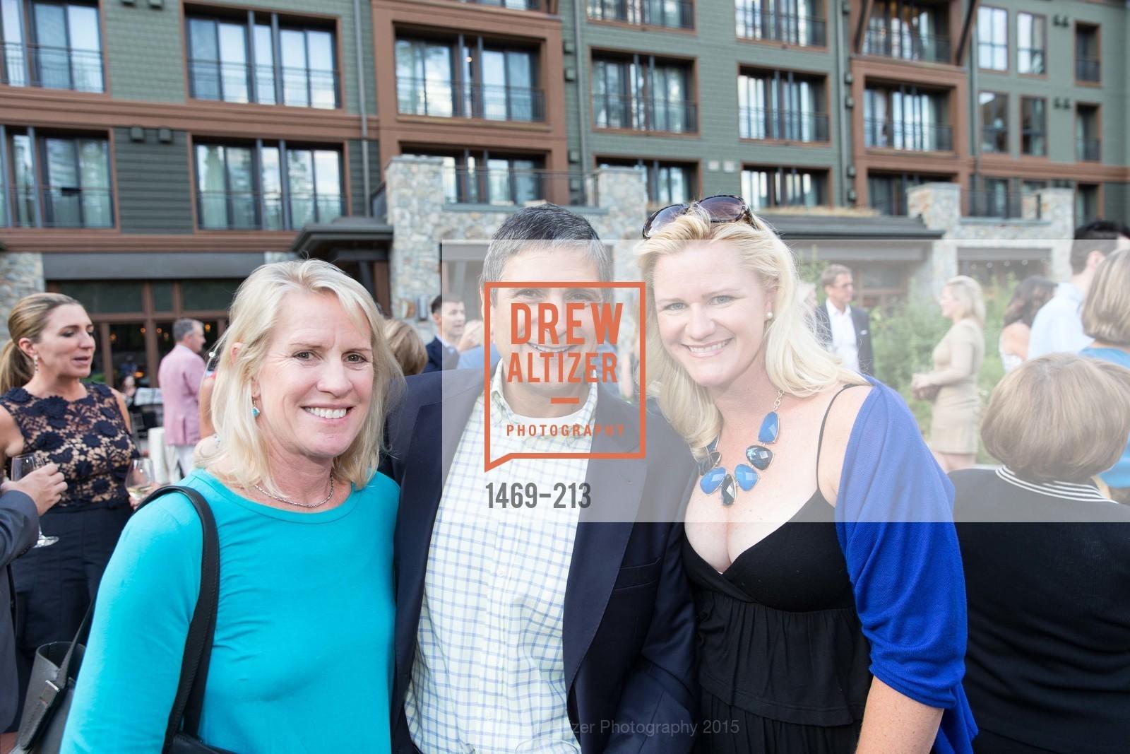Hilary Davis, Mike Zuckerman, League to Save Lake Tahoe Sponsor Cocktail Party, Ritz-Carlton, Lake Tahoe, July 31st, 2015,Drew Altizer, Drew Altizer Photography, full-service agency, private events, San Francisco photographer, photographer california