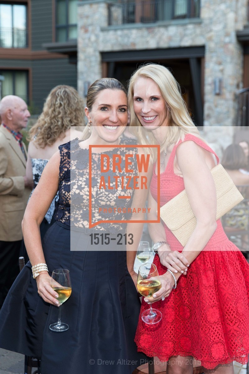 Jessica Hickingbotham, Krista Giovara, League to Save Lake Tahoe Sponsor Cocktail Party, Ritz-Carlton, Lake Tahoe, July 31st, 2015,Drew Altizer, Drew Altizer Photography, full-service agency, private events, San Francisco photographer, photographer california