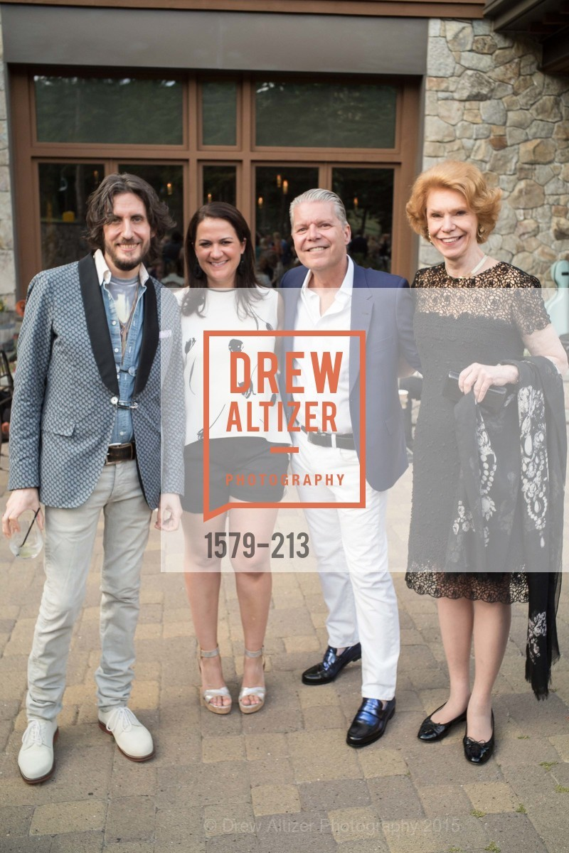 Jacques Pantazes, Michelle Gabel, Phillip Broess, Patricia Jeffries, League to Save Lake Tahoe Sponsor Cocktail Party, Ritz-Carlton, Lake Tahoe, July 31st, 2015,Drew Altizer, Drew Altizer Photography, full-service agency, private events, San Francisco photographer, photographer california