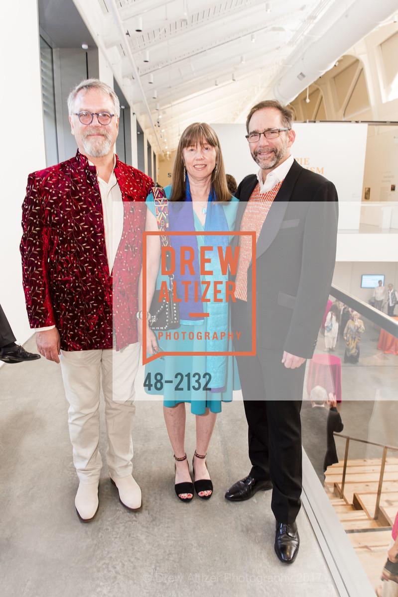Nion McEvoy, Leslie Berriman, Larry Rinder, Photo #48-2132