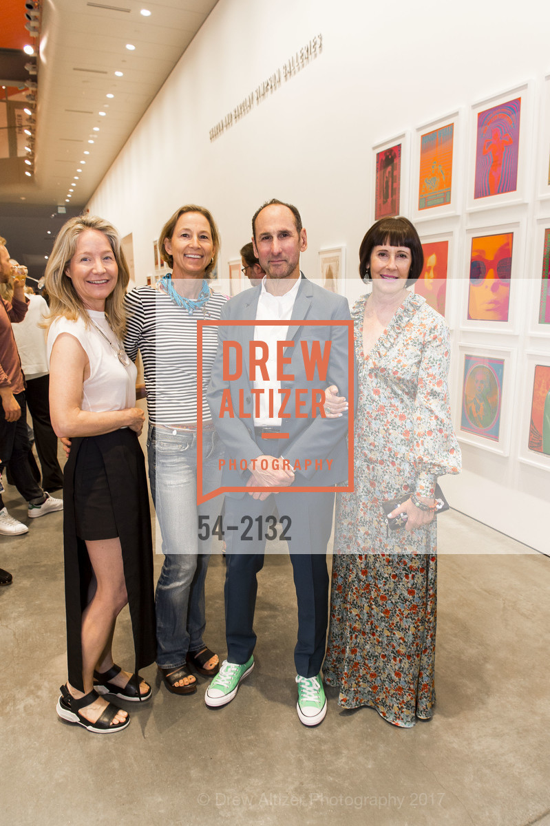 Laura Perry, Jennifer Nichols, Rich Silverstein, Carla Emil, Photo #54-2132