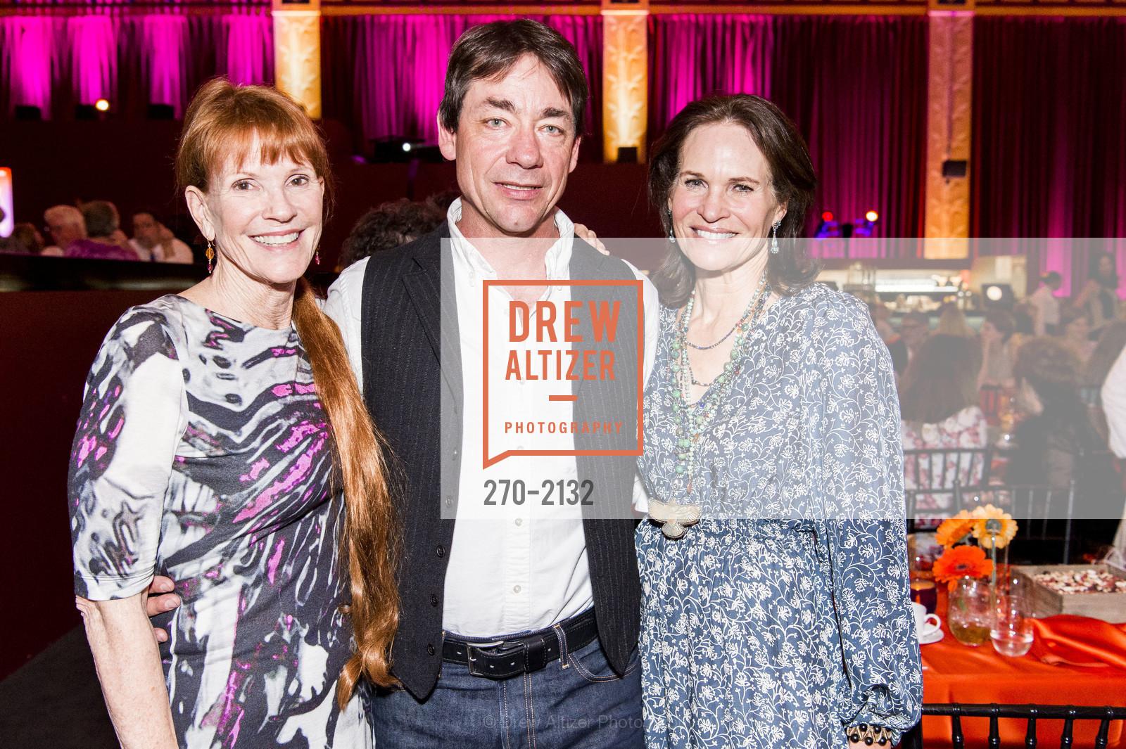 Helen Spalding, Paul Wattis, Randi Fisher, Photo #270-2132