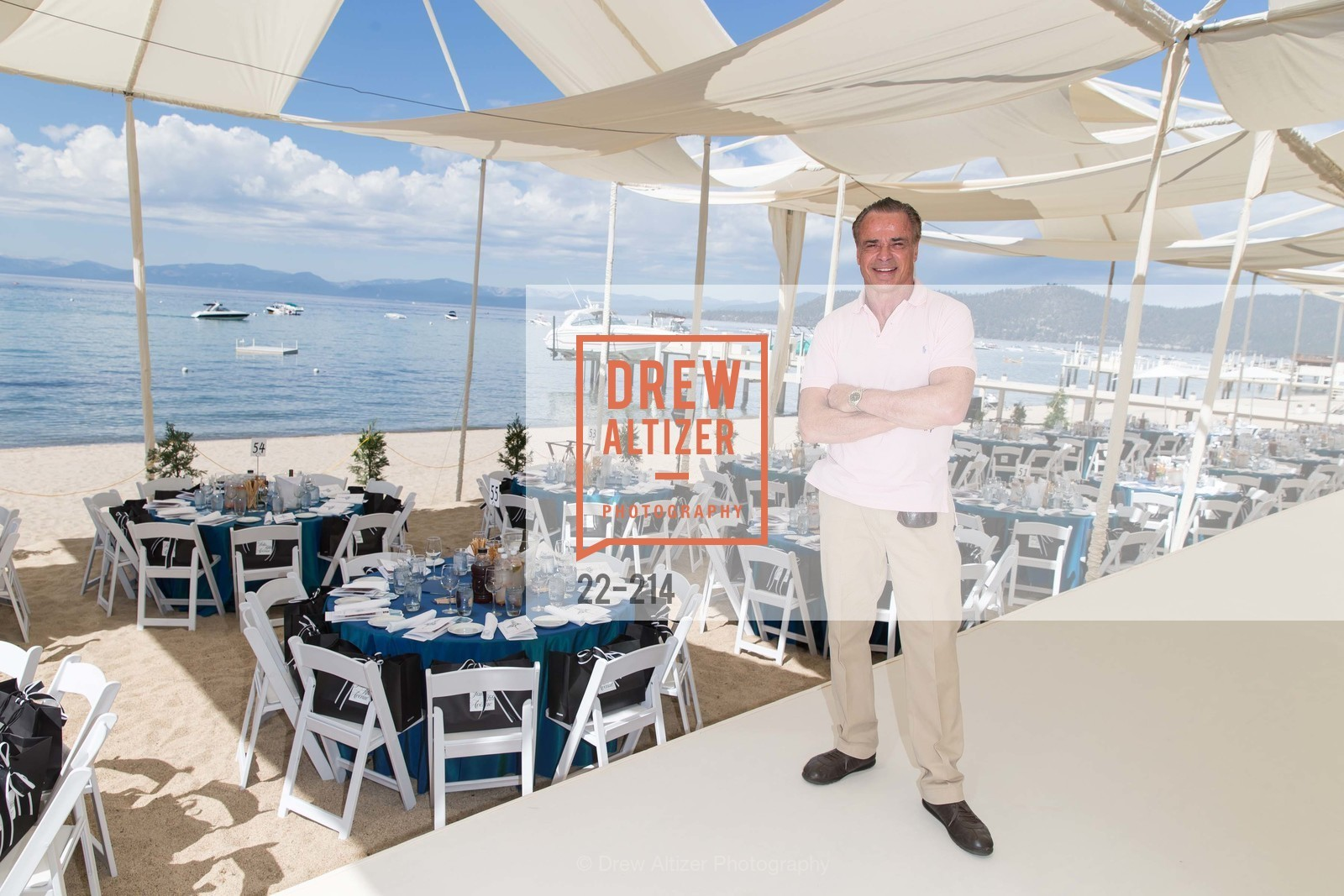Boaz Mazor, Saks Fifth Avenue and The League to Save Lake Tahoe Present Fashion on the Lake, Private Residence, August 1st, 2015,Drew Altizer, Drew Altizer Photography, full-service agency, private events, San Francisco photographer, photographer california