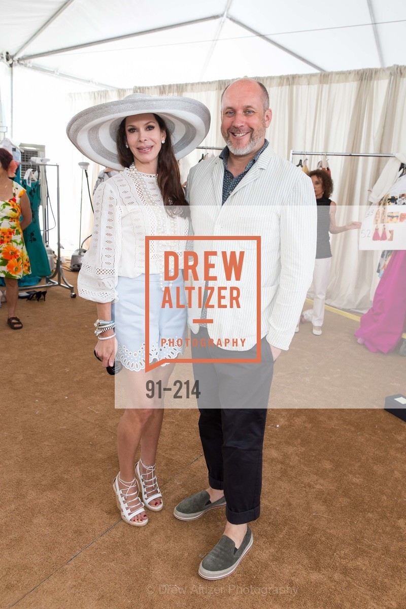 Stephanie Marver, Peter Copping, Saks Fifth Avenue and The League to Save Lake Tahoe Present Fashion on the Lake, Private Residence, August 1st, 2015