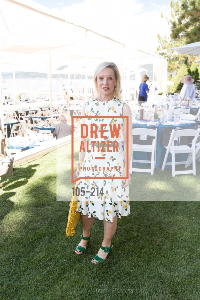 Barbara Brown, Saks Fifth Avenue and The League to Save Lake Tahoe Present Fashion on the Lake, Private Residence, August 1st, 2015