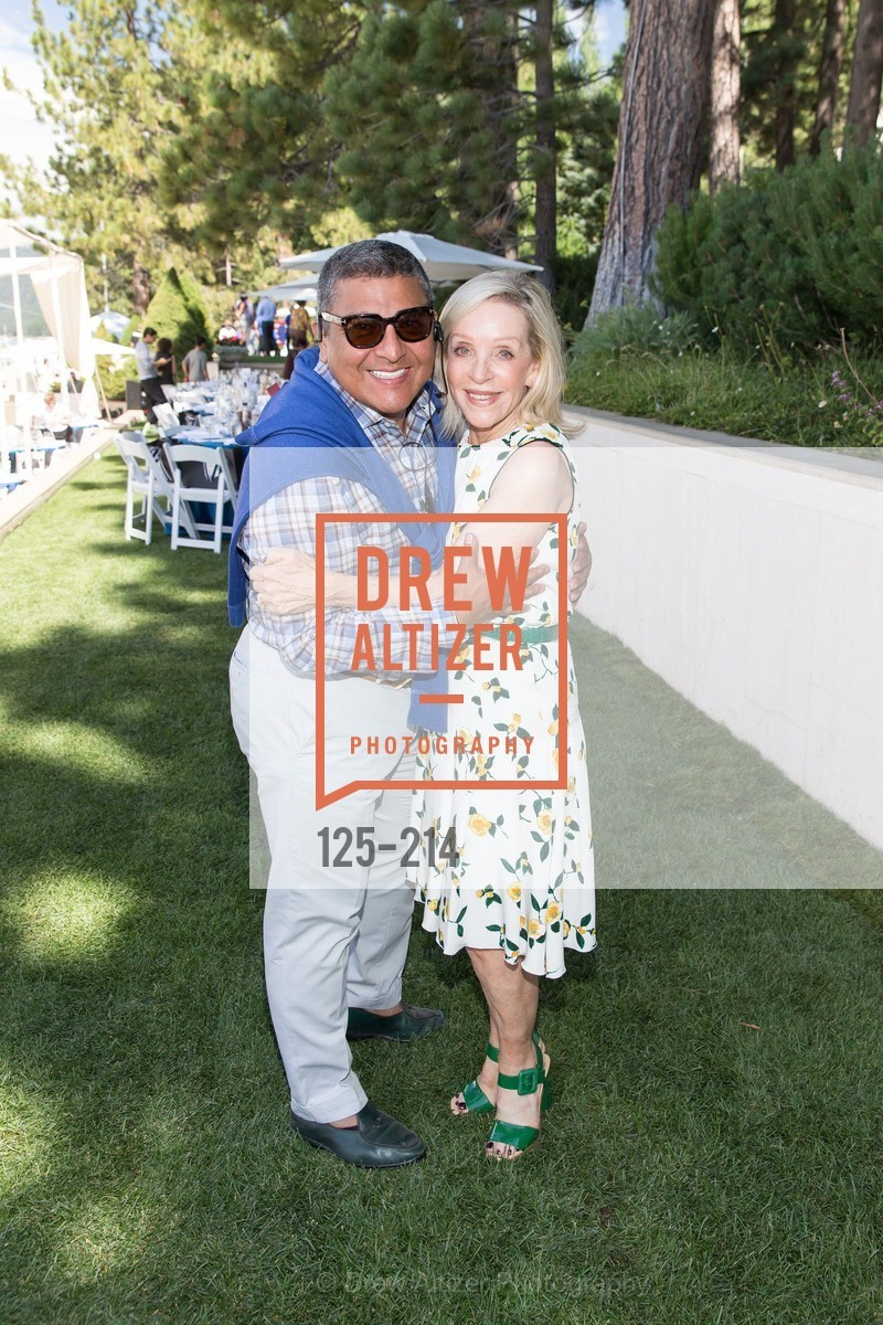 Riccardo Benavides, Barbara Brown, Saks Fifth Avenue and The League to Save Lake Tahoe Present Fashion on the Lake, Private Residence, August 1st, 2015,Drew Altizer, Drew Altizer Photography, full-service agency, private events, San Francisco photographer, photographer california
