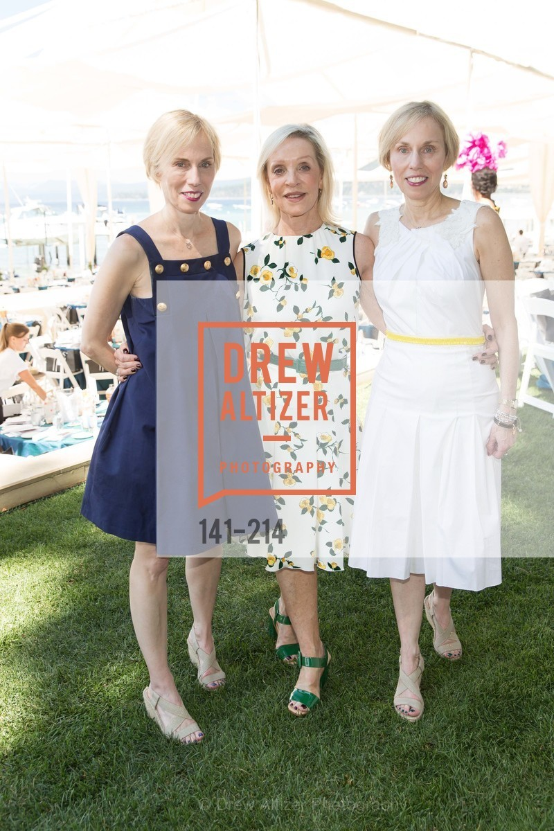 Christy Dillon, Barbara Brown, Jamie Dillon, Saks Fifth Avenue and The League to Save Lake Tahoe Present Fashion on the Lake, Private Residence, August 1st, 2015,Drew Altizer, Drew Altizer Photography, full-service agency, private events, San Francisco photographer, photographer california