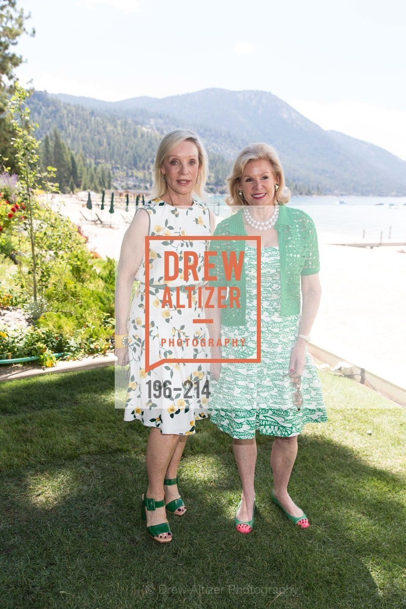 Barbara Brown, Dede Wilsey, Saks Fifth Avenue and The League to Save Lake Tahoe Present Fashion on the Lake, Private Residence, August 1st, 2015,Drew Altizer, Drew Altizer Photography, full-service agency, private events, San Francisco photographer, photographer california