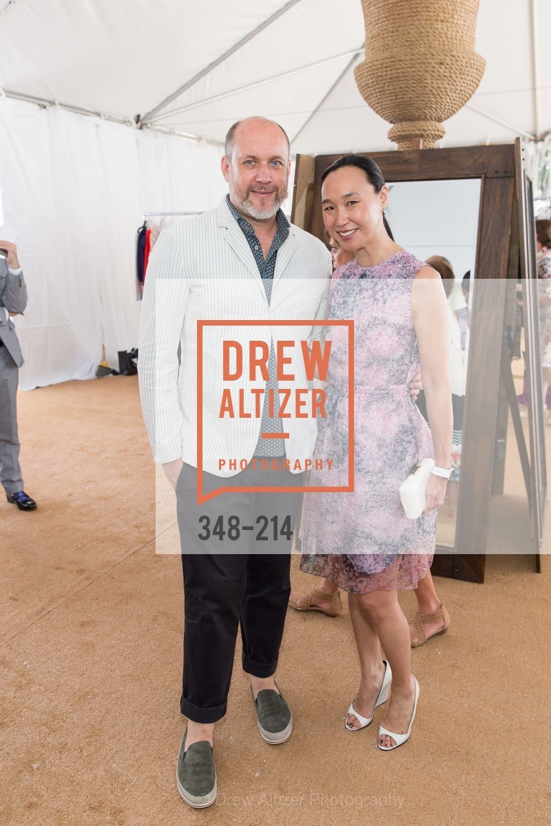 Peter Copping, Carolyn Chang, Saks Fifth Avenue and The League to Save Lake Tahoe Present Fashion on the Lake, Private Residence, August 1st, 2015