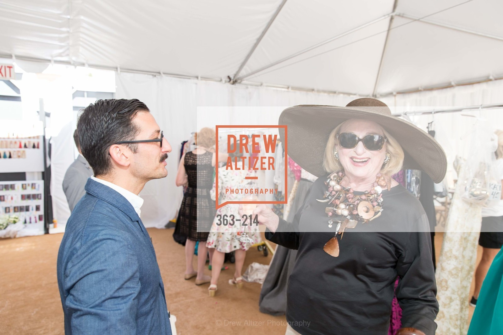 Rambert Rigoud, Sally Debenham, Saks Fifth Avenue and The League to Save Lake Tahoe Present Fashion on the Lake, Private Residence, August 1st, 2015